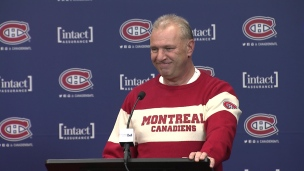 Therrien : « On apprend à connaître Weber »