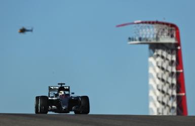 Essais F1 : Hamilton le plus rapide à Austin
