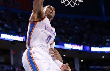 Westbrook ne se formalise pas de sa non-sélection