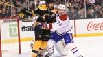 Retrouvailles entre le CH et les Bruins
