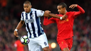 Liverpool 2 - West Brom 1