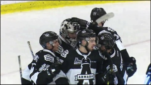Screaming Eagles 0 - Armada 1