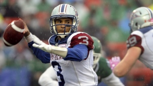 Alouettes 19 - Roughriders 14