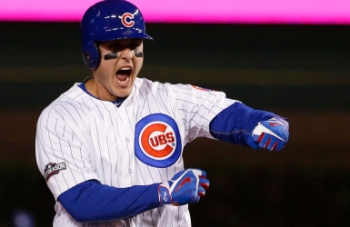 Les Cubs ajoutent un 5e point