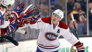 Canadiens 4 - Bruins 2