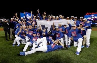 MLB : Les Cubs accèdent à la Série mondiale