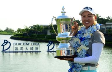 LPGA : Lee soulève le trophée, Henderson 8e