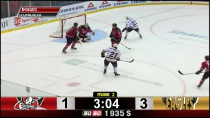 Screaming Eagles 7 - Voltigeurs 2