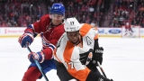 Max Pacioretty et Wayne Simmonds