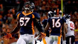 Texans 9 - Broncos 27
