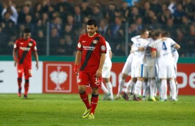 Ça ne passe pas pour Leverkusen et Fribourg