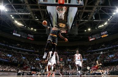 NBA : les Cavaliers commencent en force