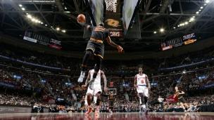 Knicks 88 - Cavaliers 117
