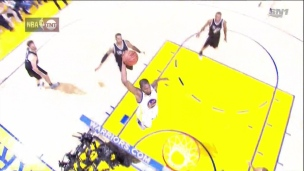 Spurs 129 - Warriors 100