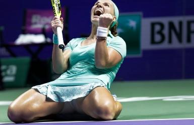 Finales WTA : Kuznetsova près du carré d'as