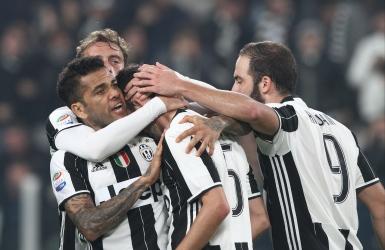 La Juventus retrouve ses bonnes habitudes