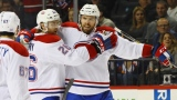 Jeff Petry et Shea Weber