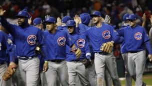Cubs 5 - Indians 1