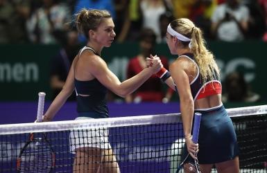Finales WTA : Simona Halep est éliminée