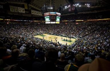 Un projet pour rénover le Key Arena à Seattle