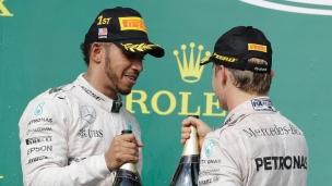 Hamilton et les championnats spectaculaires