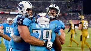 Jaguars 22 - Titans 36