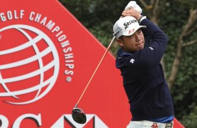 Hideki Matsuyama s'installe aux commandes