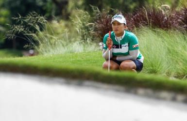 LPGA : Yang creuse l'écart; Leblanc trébuche