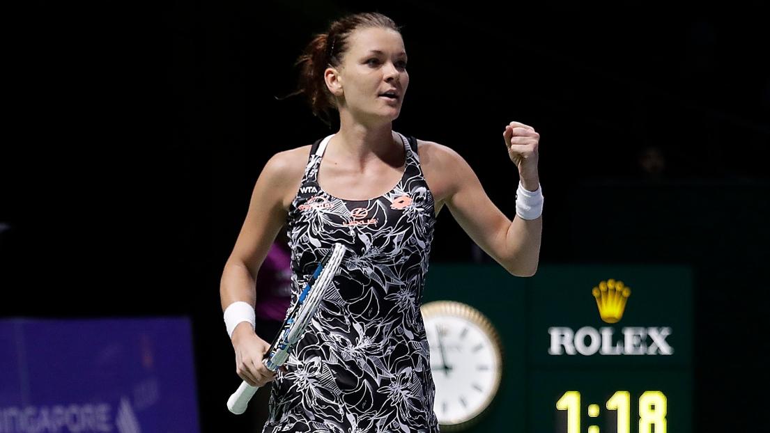 Masters : Cibulkova termine son épopée sur un triomphe