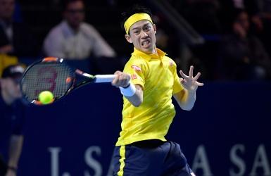 Nishikori freine Del Potro à Bâle