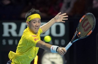 Kei Nishikori au 3e tour à Melbourne