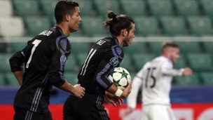 Legia Varsovie 3 - Real Madrid 3