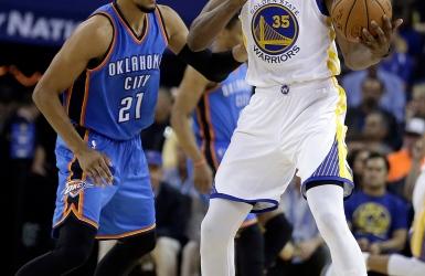 NBA : une longue absence pour Kevin Durant