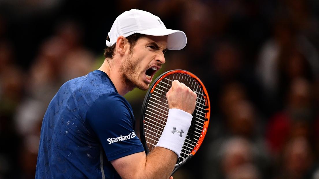 Un groupe relevé pour Andy Murray — Finales de l'ATP