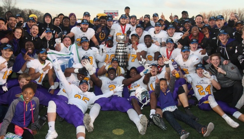 Les Golden Hawks de l'Université Wilfrid-Laurier