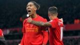 Firminho, Coutinho et Liverpool mettent le feu à la Premier League.