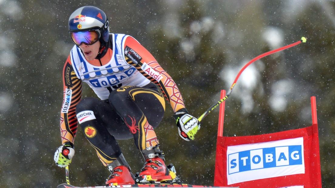 Ski: l'étape de Lake Louise messieurs annulée faute de neige
