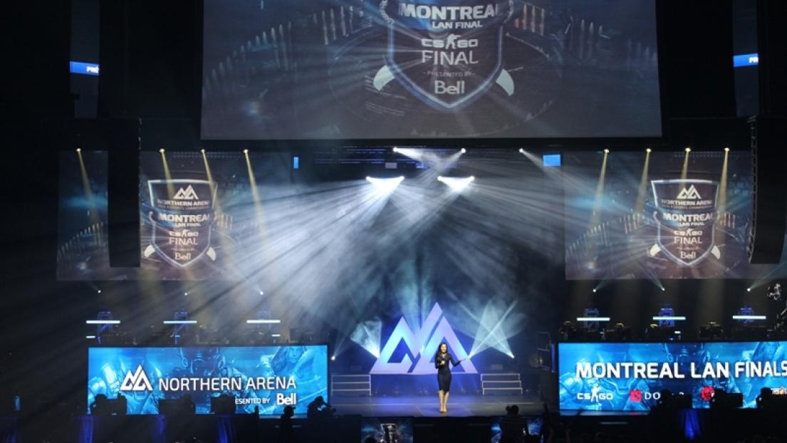Northern Arena à Montréal