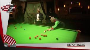 Rediffusion : Les secrets du snooker