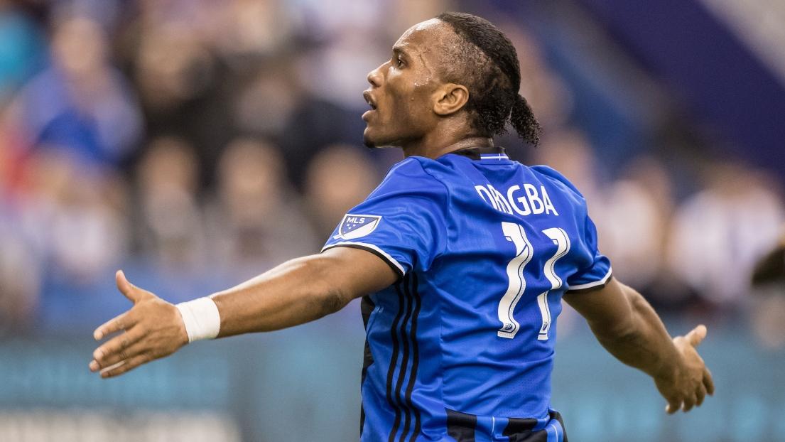 MLS : Cheyrou élimine Drogba