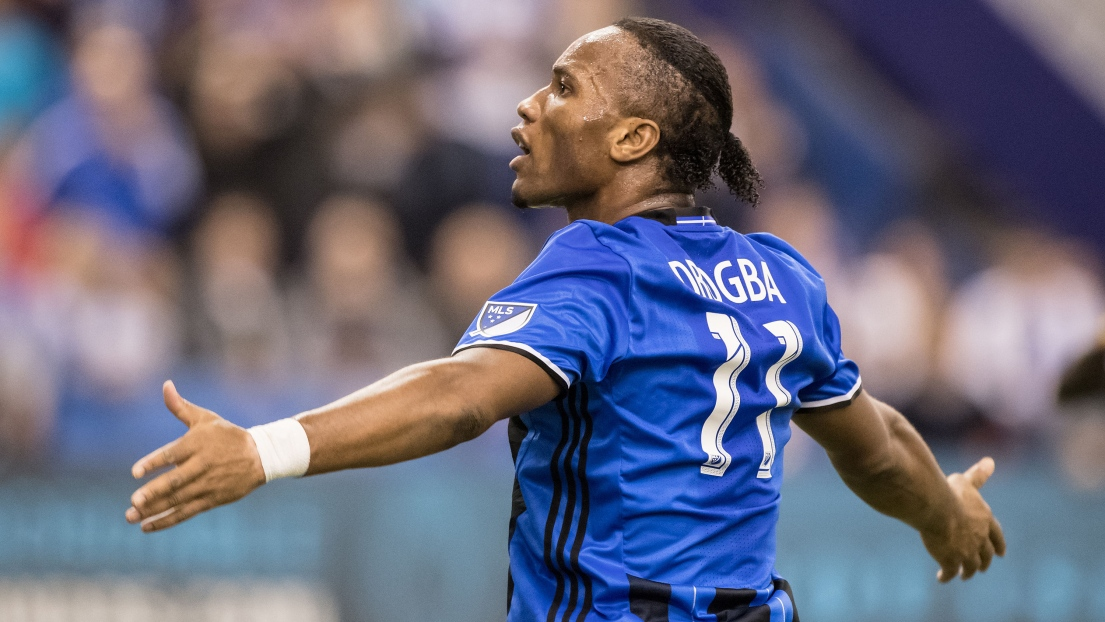 Didier Drogba confirme sa retraite — Monde
