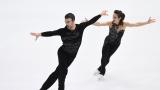 Meagan Duhamel et Eric Radford