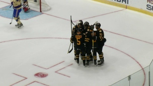 Bruins 2 - IceCaps 1