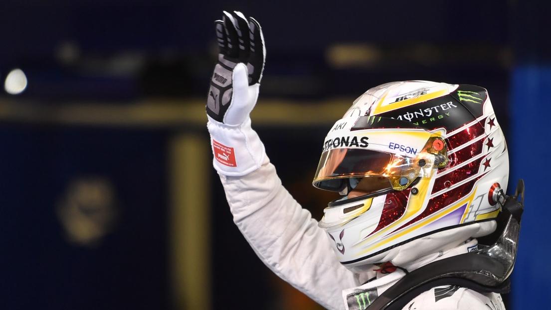 Nico Rosberg est champion du monde de Formule 1