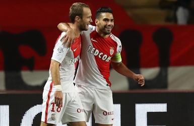Monaco humilie Marseille et prend la tête
