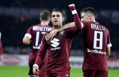 Le Torino gagne et grimpe