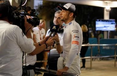 Une fin abrupte pour Jenson Button