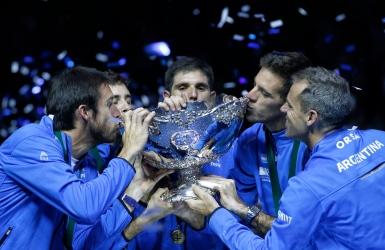 Tennis : l'Argentine remporte la Coupe Davis