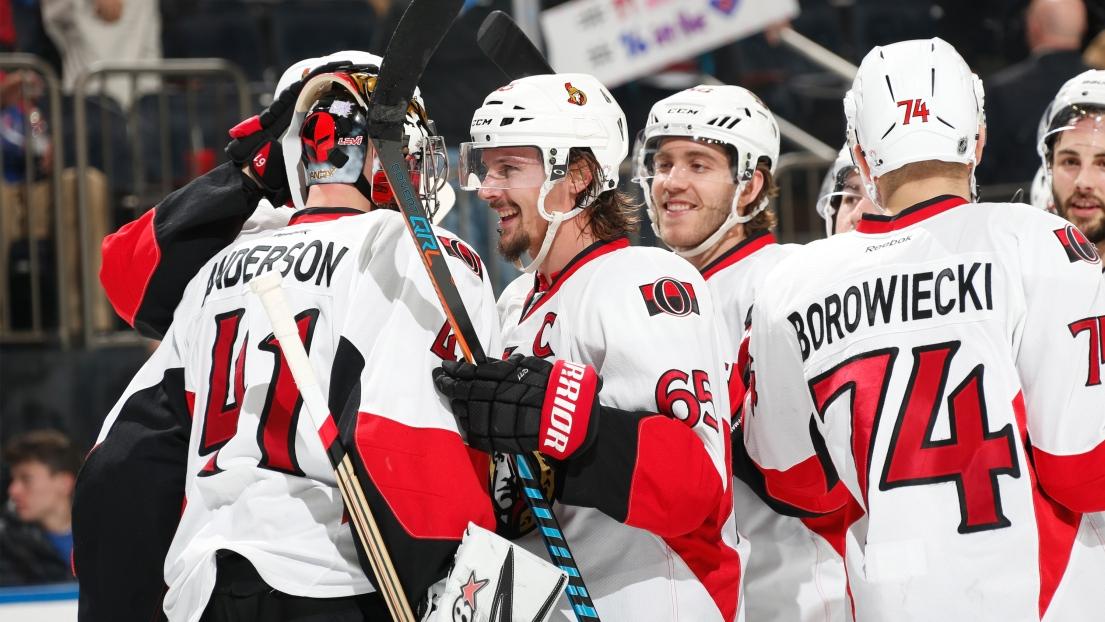 NHL: les Etoiles de la semaine