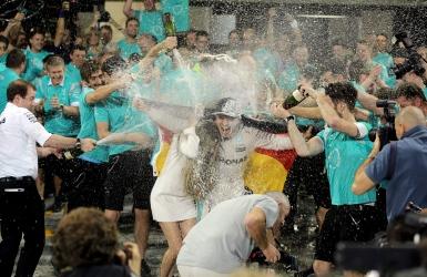 Nico Rosberg, le champion imparfait